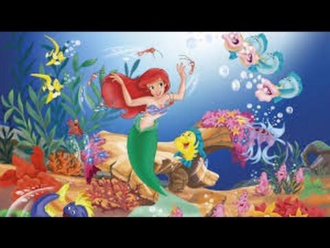 Sirena Película Completa - Disney Mermaid - De Dibujos Animados En Español