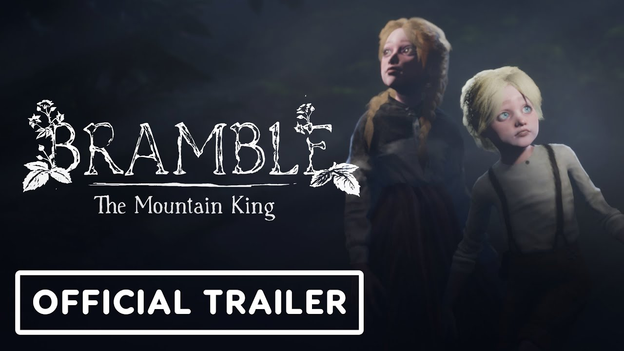 Bramble: The Mountain King - Official Cinematic Trailer | Summer of Gaming 2021 - IGN