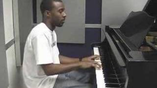 Imagine Me - Kirk Franklin Piano Cover