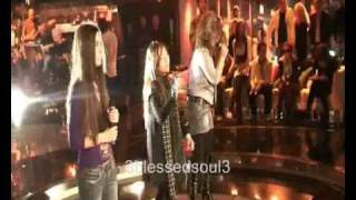 charice at rehearsal -whitney houston