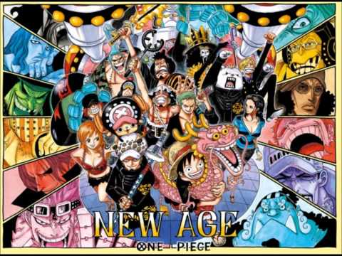 One Piece Opening 1 We Are (New Version 2013)