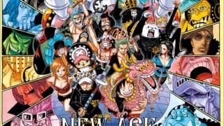Repeat youtube video One Piece Opening 1 We Are (New Version 2013)
