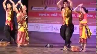 মেডলি বাংলা লোকগীতি ও নৃত্য  ll Medley Bengali Folk Song & Dance