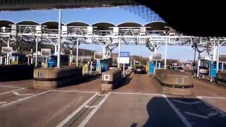 Step by Step Drive Through Guide to the EuroTunnel Check-in and Boarding Process at Folkstone thumbnail