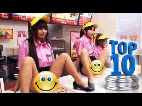 LES 10 PIRES ENDROITS DU JAPON