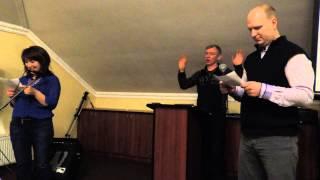 Олег и Валя - Сценка про тещу