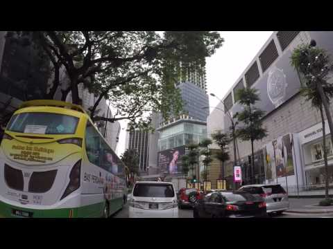 Malaisie  Kuala Lumpur Centre ville, Gopro / Malaysia Kuala Lumpur City center, Gopro