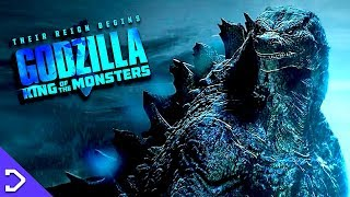 NEW LOOK At Godzilla King Of The Monsters + New Footage COMING SOON