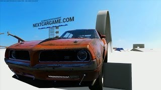 Game | Next Car Game Technology Tech DEMO | Next Car Game Technology Tech DEMO