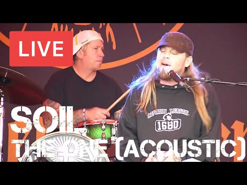 Soil - The One (Live and Acoustic) in [HD] @ Download Festival 2012