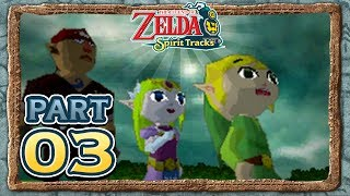 The Legend of Zelda: Spirit Tracks - Part 3 - Spirit Flute!
