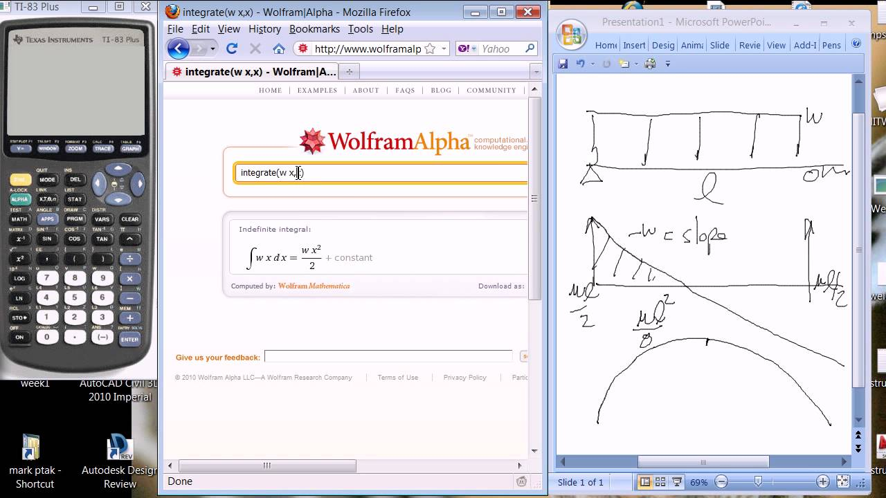 basic integration in wolfram alpha and on the ti 83 youtube. Black Bedroom Furniture Sets. Home Design Ideas