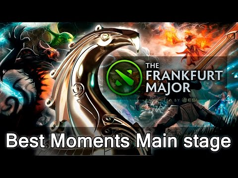 Best Moments of Frankfurt Major 2015