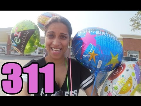 The Time We Throw a Surprise Party (Day 311)