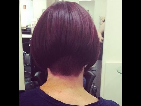 Hair Makeover Shoulder Length To Bob Haircut With A