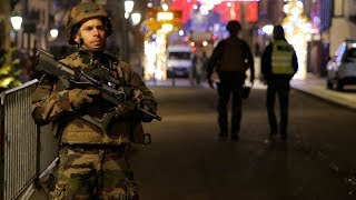 Deadly shooting at Christmas market in Strasbourg, France thumbnail
