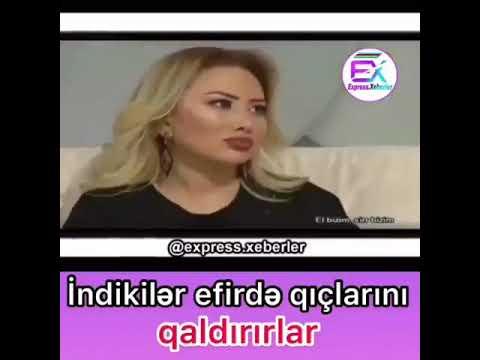 indikiler efirde qiclarin qaldirir from YouTube · Duration:  1 minutes