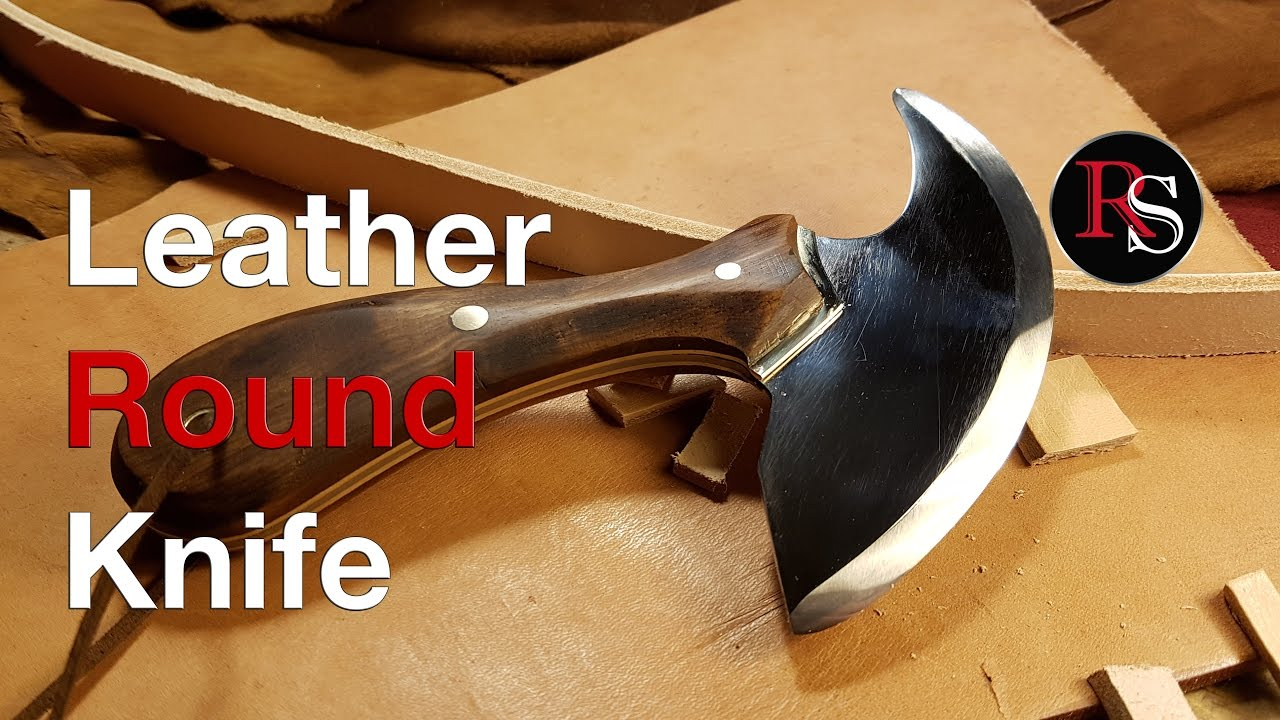 how to make a round knife