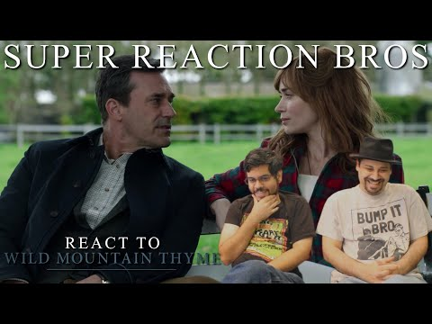 SRB Reacts to Wild Mountain Thyme | Official Trailer