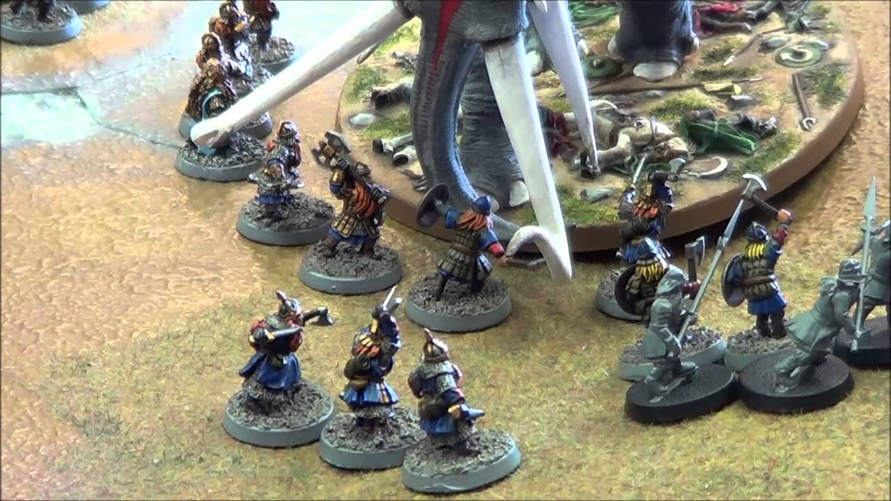 Dark elves vs goblins - 5 6