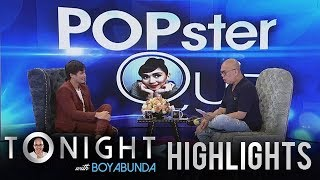 TWBA: Mateo takes on POPster Quiz