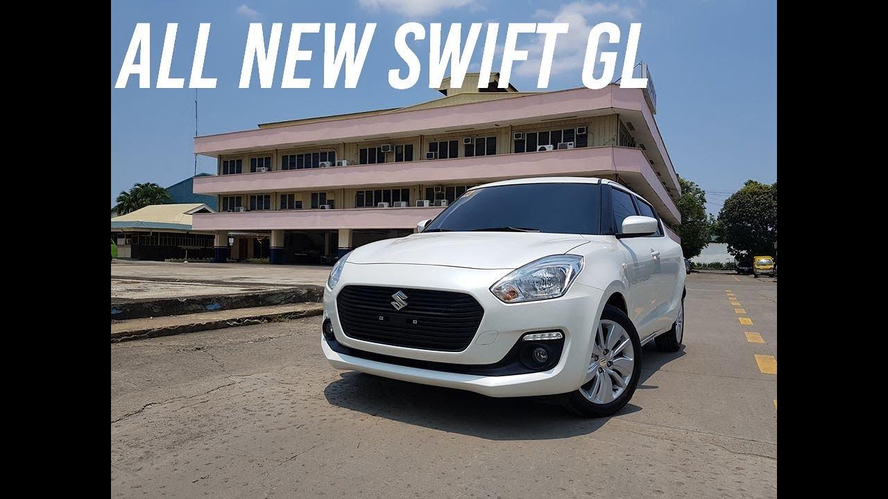 2019 Suzuki Swift GL M/T Walkthrough | Bisaya