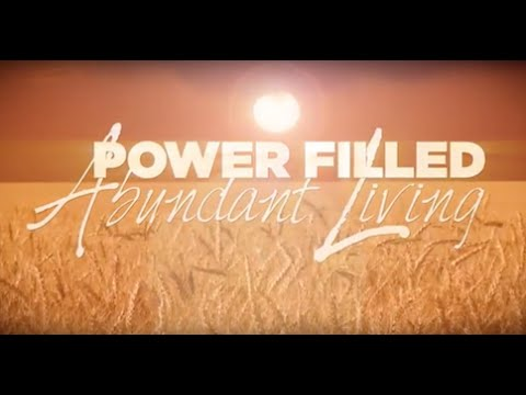 Truth obeyed equals a power filled abundant life!