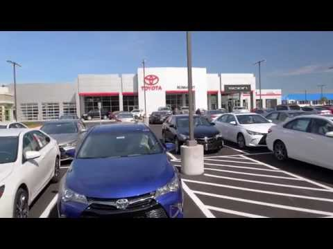 Reinhardt Toyota - Montgomery, AL - See Our New Facility