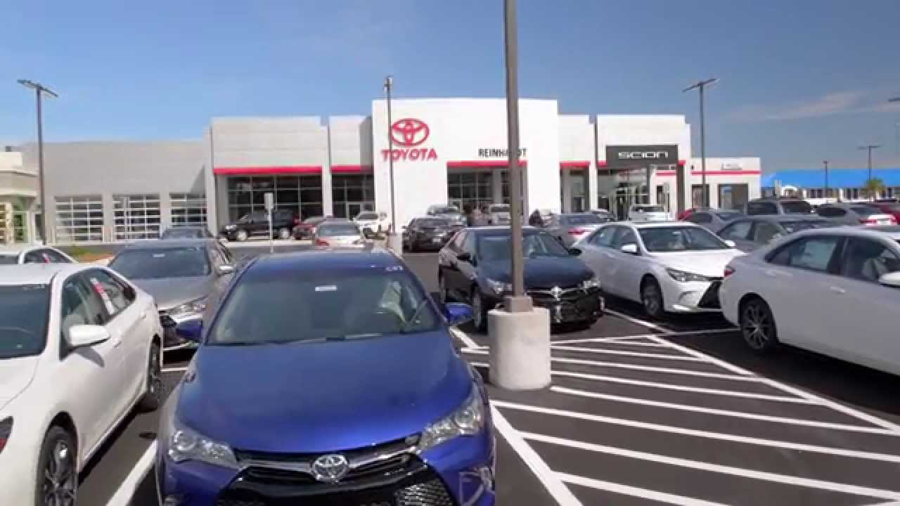 Attractive Reinhardt Toyota   Montgomery, AL   See Our New Facility   YouTube