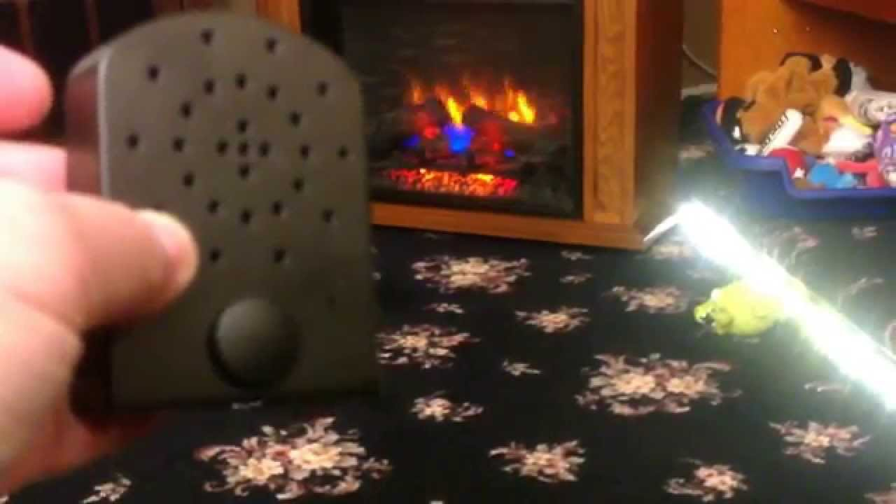 Full Review Of Comfort Smart Fire Crackler Sound Effect