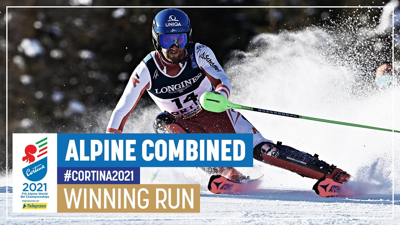 Marco Schwarz Wins Third Gold for Austria in the Alpine Combined