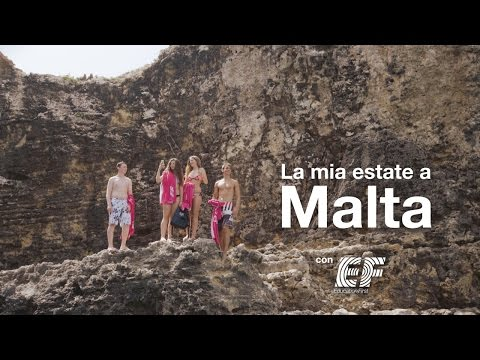 La mia estate a Malta ‒ EF Vacanze Studio - YouTube