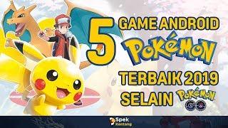 5 Game Pokemon Terbaik di Android 2019 Selain Pokemon Go