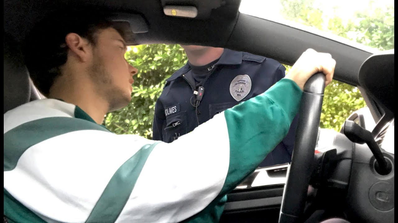 Rapping To Get Out Of A Speeding Ticket