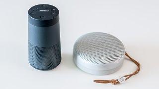 mqdefault - [Euronics] B&O PLAY BeoPlay A1 Bluetooth Lautsprecher Tangerine Red für nur 149€ statt 188€