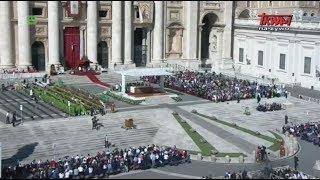 Otwarcie XV Zgromadzenia Ogólnego Synodu Biskupów w Rzymie
