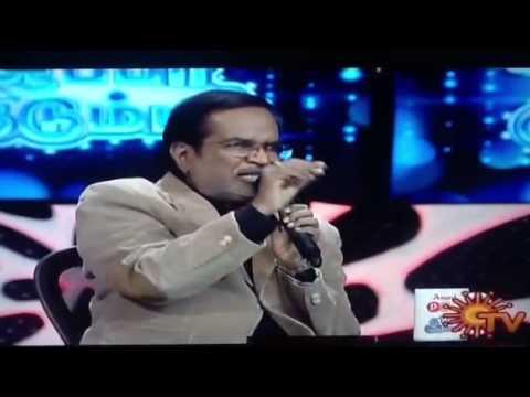 Super kudumbam GangaiAmaran walksaway after insulted by.....