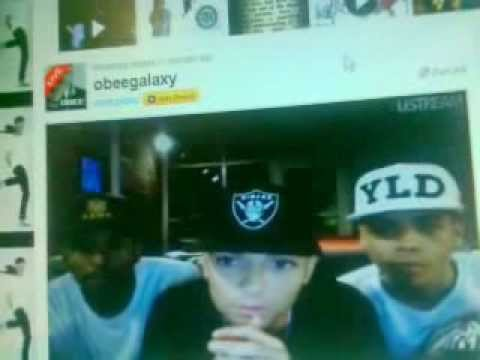 Omer Bhatti - Obee ustream August