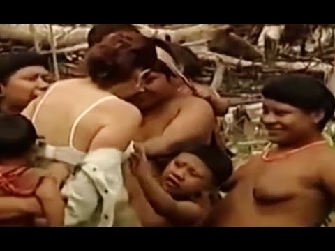 Uncontacted Amazon Tribes Isolated Tribes Of The Amazon Rainforest Brazil  Full Documentary
