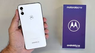 Unboxing Motorola One 64gb 4gb Ram