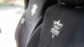 Seat Covers & Interior Protection on My Suzuki Jimny (JB74 2019)