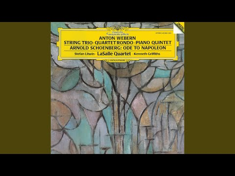 Webern: Movement For String Trio Op. Posth.