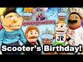 SML Movie: Scooter's Birthday!