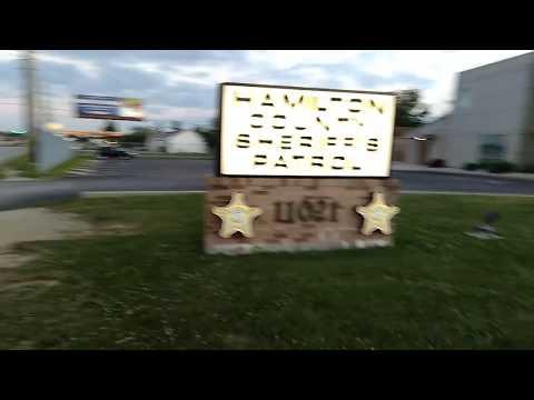 Hamilton County sheriff's