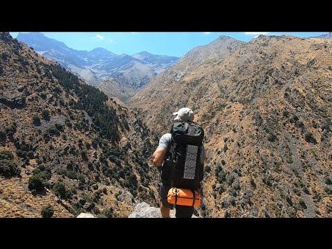 "Trekking ""Vereda de la Estrella"" Spagna, Sierra nevada, bivacco in rifugio"