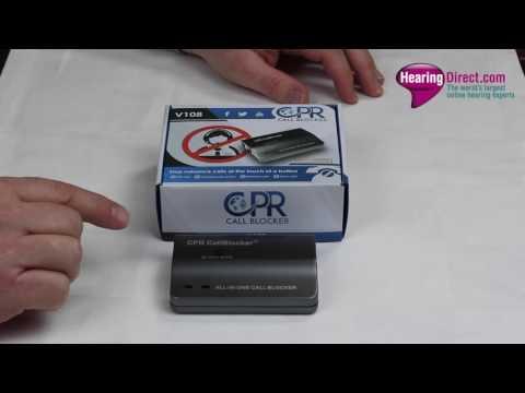 CPR Call Blocker V108 Review