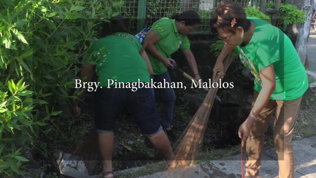 Abkd Aksyon Barangay Kontra Dengue 2017 Youtube
