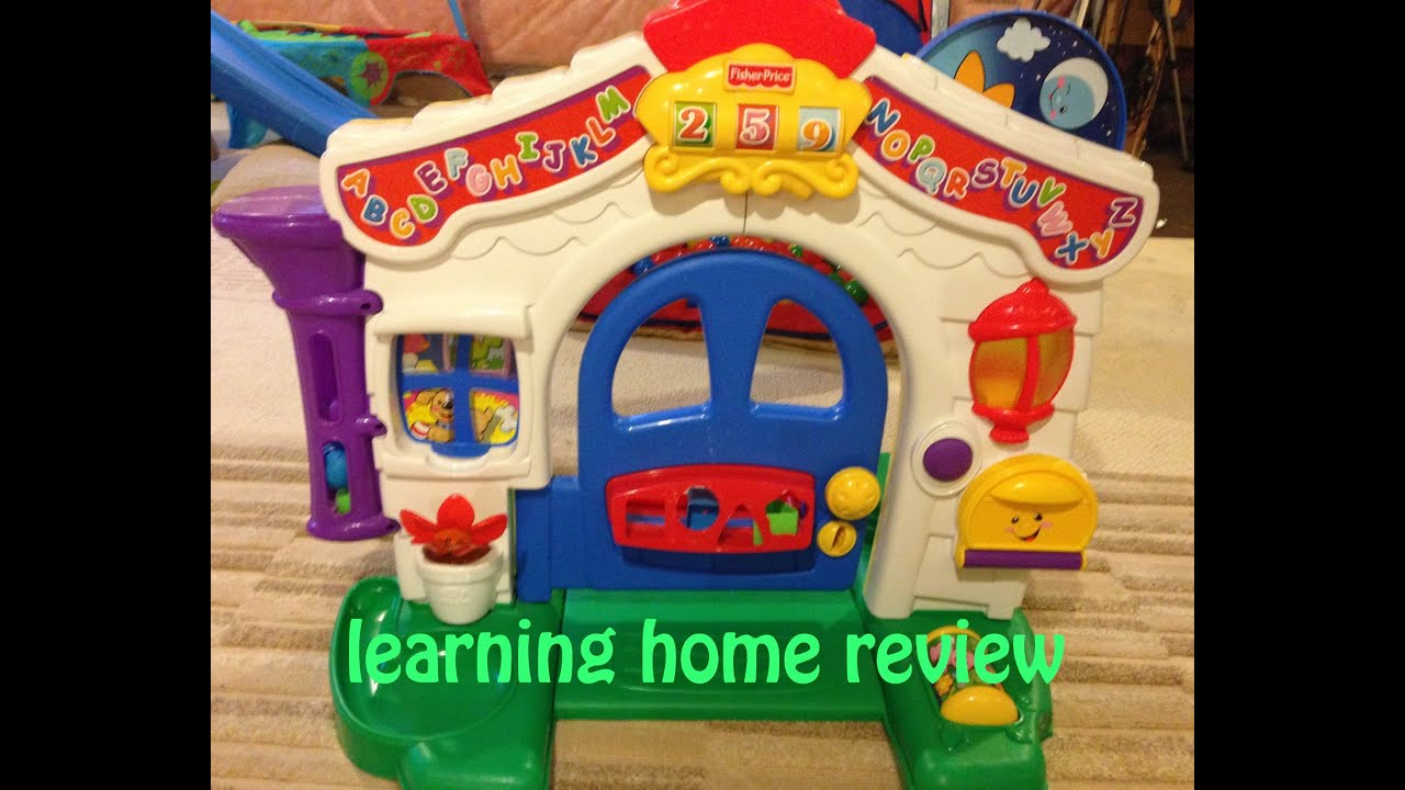 Fisher Price Learning Home Buy Used Heres Why Youtube
