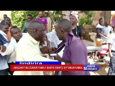 OMUZANYI WA ZUBAIR FAMILY BAMUKWATIDDE MUBWENZI (EBIFA MUNSIKO)