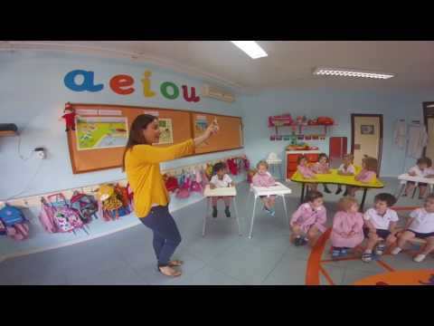 English time! Nelva Nursery School 2015/2016
